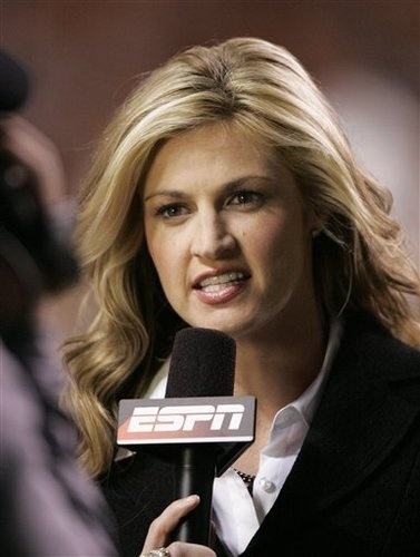 the one and only Erin Andrews