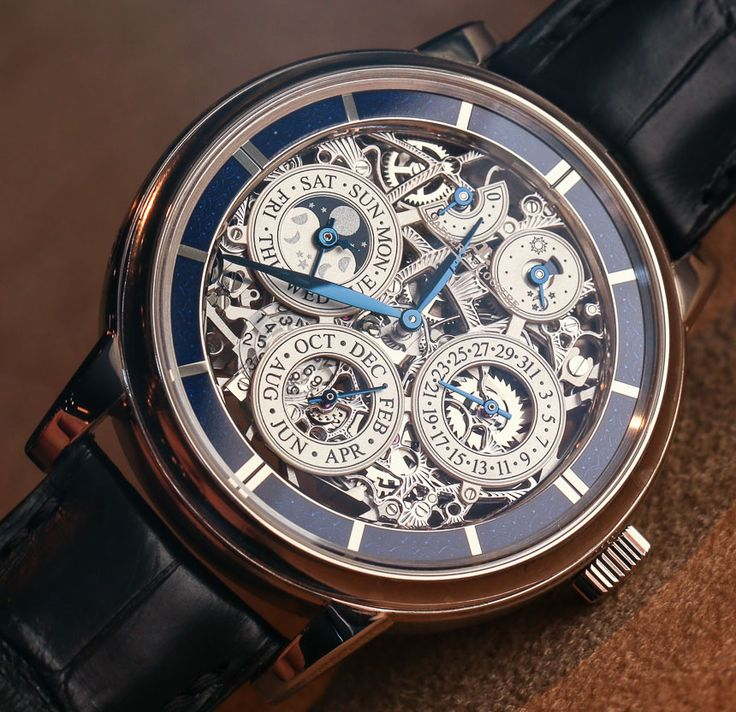 Jaeger-LeCoultre Master Grande Tradition a Quantieme Perpetuel 8 Jours SQ Watch