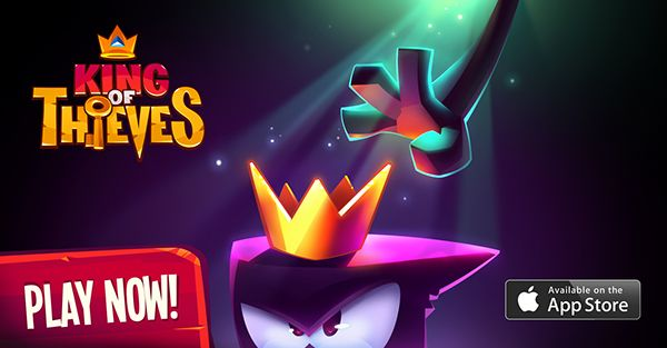 King of thieves on Behance