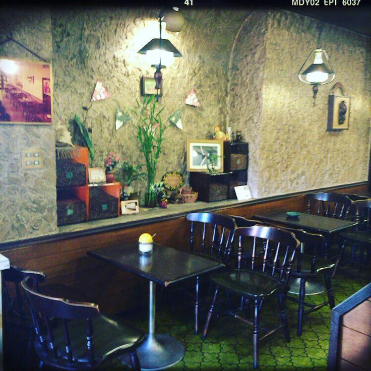 白山 ケニヤン喫茶店