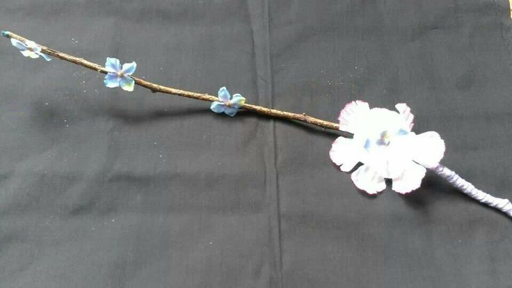 Such a pretty wand miss ts magic wands pinterest wands for Harry potter ivy wand