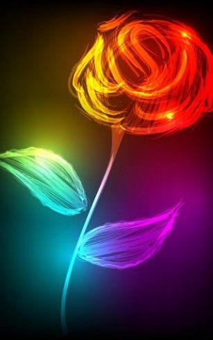 Resultado de imagen para imagenes fluorescentes de fondo