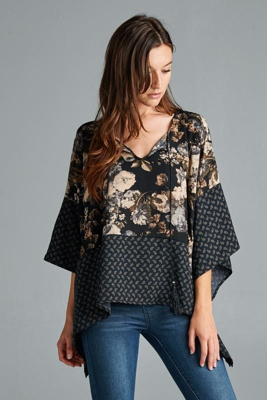 Ashland Tunic | Women's Clothes, Casual Dresses, Fashion Earrings & Accessories | Emma Stine Limited