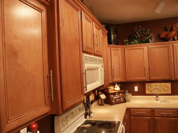 Dark Paste Wax-Questions Answered | Kitchen redo, Maple ...