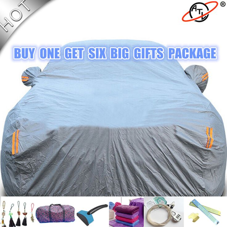 D4K THICKEN CAR COVERS ,four season wincey Sewing car