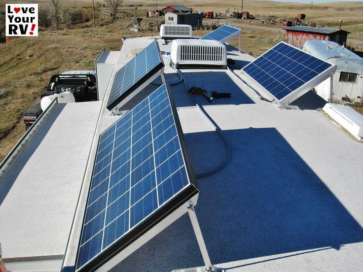 25 best ideas about rv solar panels on pinterest solar
