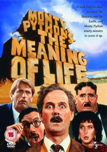Monty Python's: The Meaning of Life [DVD]: Amazon.co.uk: Terry Gilliam, Graham Chapman, John Cleese, Eric Idle, Michael Palin, Terry Jones: DVD & Blu-ray