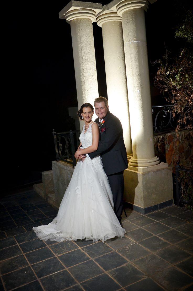 Amphiteatre wedding
