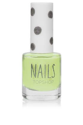 Nails in Venus Flytrap. Adore this colour    #TopshopPromQueen