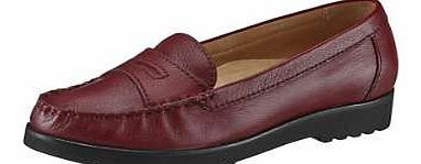 Gabor Leather Loafers Practical loafers in the popular moccasin style, with characteristic decorative stitching. The pleasant lightweight model ensures all day comfort. Made from high quality leather. Gabor Shoe Features:  http://www.comparestoreprices.co.uk/womens-shoes/gabor-leather-loafers.asp