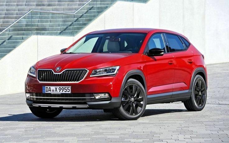 Škoda Kodiak: velké SUV má své jméno, dostane řadu novinek - 1 -