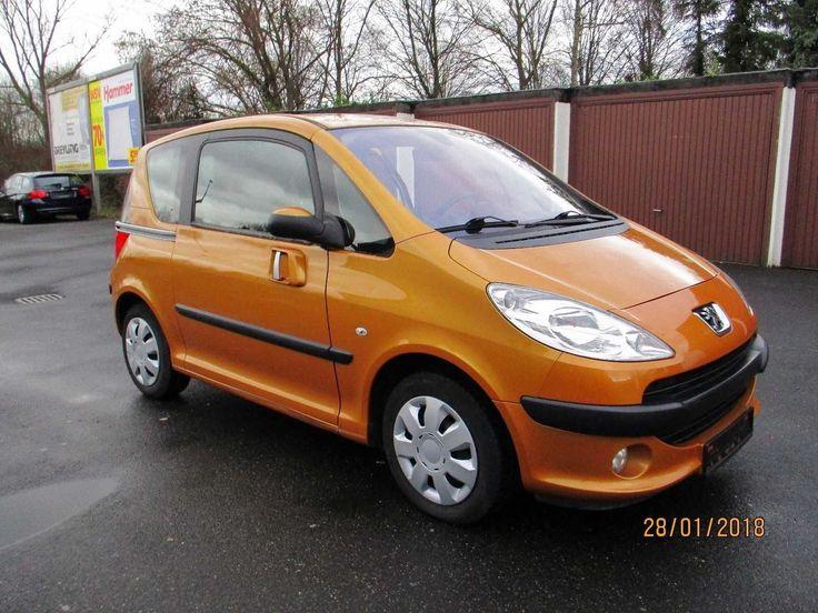 Peugeot 1007 EZ 2006 65 Kw 112600 Km Tüv NEU 2Hand Klimael.Schiebetüren 1ATOP***