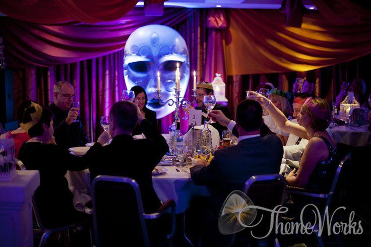 Popular Venetian Masquerade Props  www.theme-works.co.uk