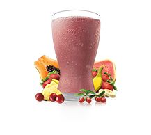 Tropical Shakeology - new and improved...smoother and more tangy. #vegan #shake Everyone in my family drinks one a day for optimum nutrition and we are rarely sick.