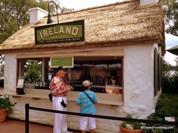 Find more cool Irish Gifts via http://www.AmericasMall.com/shopirish-creative-authentic-irish-gifts #irishgifts #gifts #shopirish Disney Food and Wind  Ireland