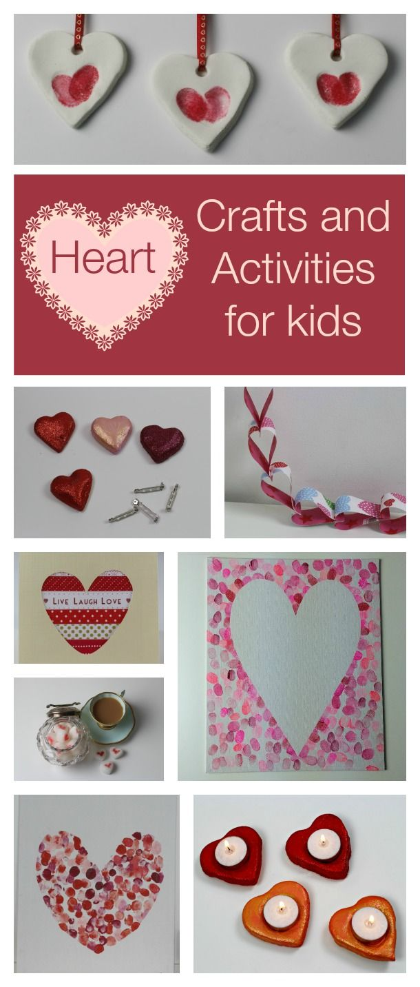 Fill your house with love and hearts this Valentine's season! A nice roundup of crafts for kids this Valentine's Day!
