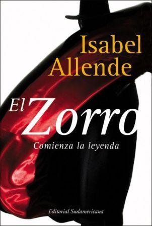 tapa del libro: El Zorro
