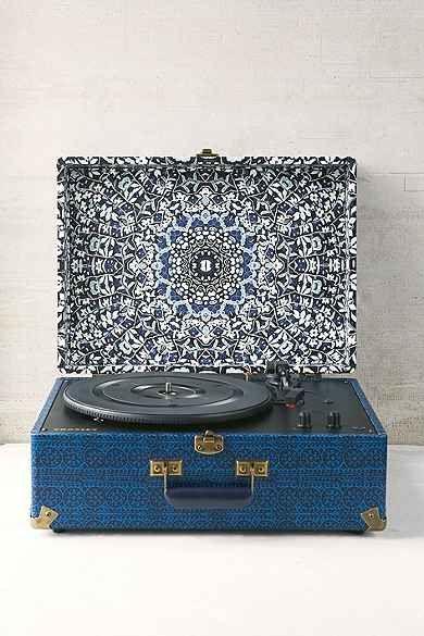 Crosley X UO AV Room Portable USB Vinyl Record Player - Urban Outfitters