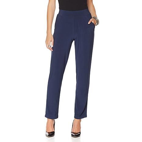 Shop That Woman! by Marlo Thomas Easy Jersey Pant 8271568, read customer reviews and more at HSN.com.