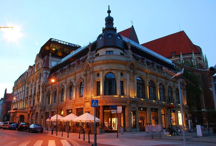 one of the oldest Hotels, Hotel Monopol in Wroclaw (Poland) www.buziosglobal.com