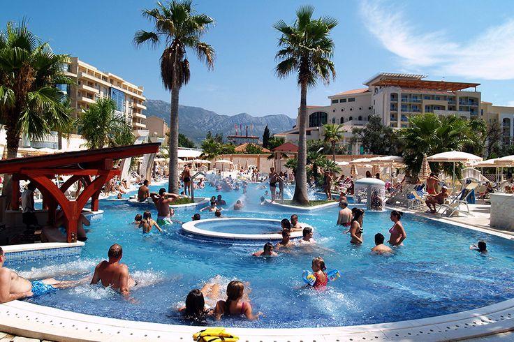 Aqua park - Hotel \