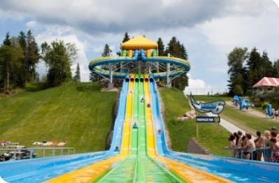 Valcartier Vacation Village - Waterpark - Forfaits Québec