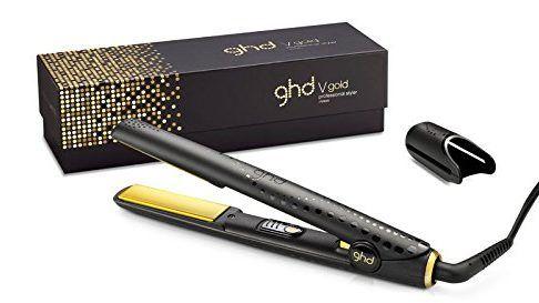 ¡Oferta! Plancha para el pelo ghd V Gold Professional Classic Styler por 140 euros.