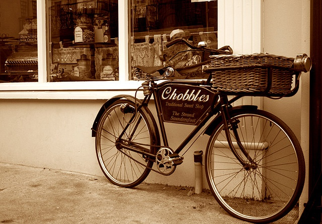 Chobbles Traditional Sweet Shop, Saundersfoot. Best shop ever.