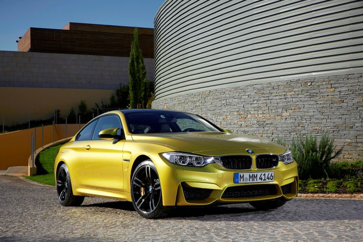 All-new #BMW M3 Sedan and M4 Coupé arrives in the Middle East