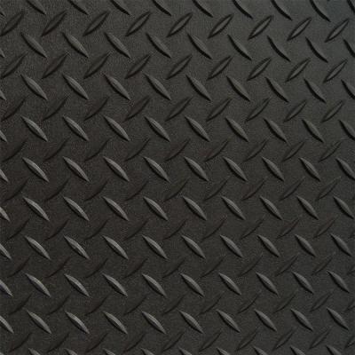 Diamond Deck 7 5 Ft X 22 Ft Black Textured Pvc X Large