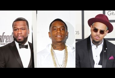 Soulja Boy Just Dropped a Diss Track Aimed at Chris Brown and 50 Cent