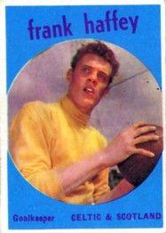 5. Frank Haffey Celtic