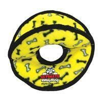 VIP Products Tuffy's Ultimate 4-Way Ring Yellow Bones