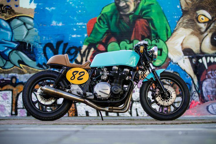 Kawasaki Gpz 1100 Cafe Racer Nice Motorcycles