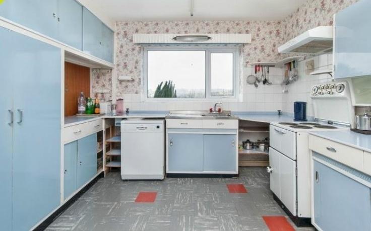 1960s or 1950s or 1970 39 s original vinatage hygena kitchen in good