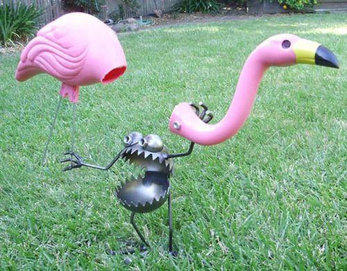 30 Best Wtf Lawn Ornaments Images On Pinterest Lawn