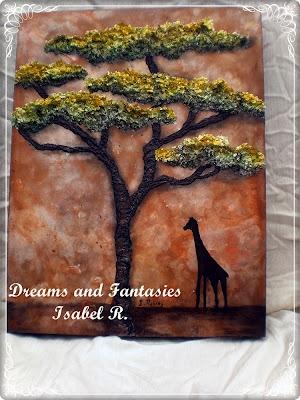 Dreams & Fantasies: Pintura decorativa