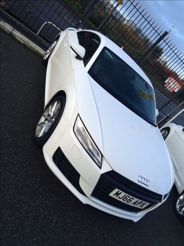 The Audi TT #carleasing deal | One of the many cars and vans available to lease from www.carlease.uk.com