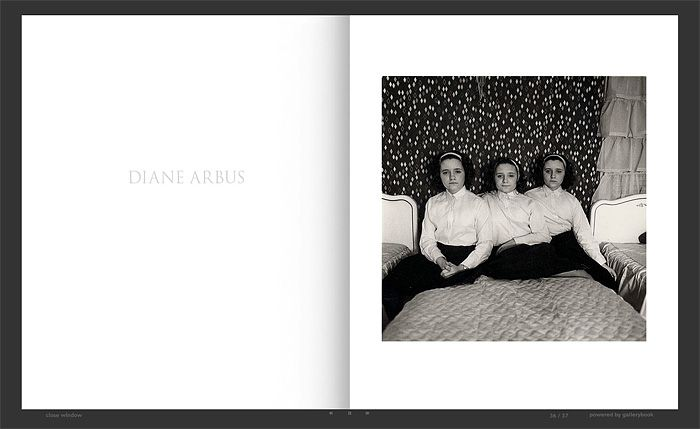 Diane Arbus on Portrait Photography Masters - a Very Subjective List by Delicious Presets.    #portraitphotography #portraits #portraitphotographers