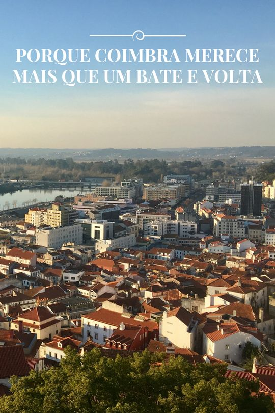 Muita gente que visita Portugal inclui Coimbra no roteiro. No entanto costuma-se dedicar apenas um dia à cidade, seja fazendo uma daytrip, seja parando por aqui no caminho entre o Porto e Lisboa. Hoje queremos trazer razões pelas quais Coimbra merece mais que um bate e volta.