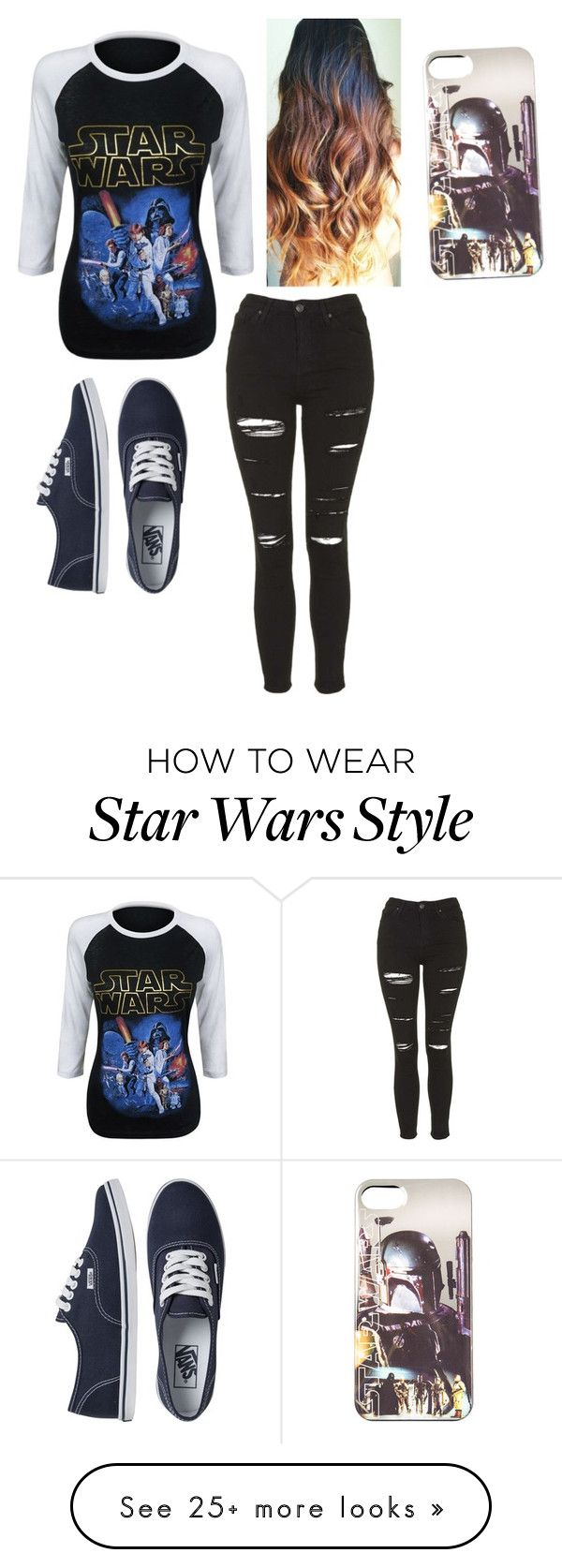 """""""Untitled #358"""" by carolinamalik559 on Polyvore featuring Topshop and Vans"""