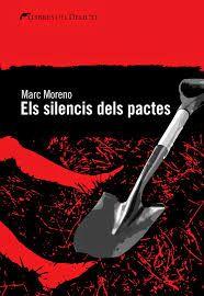 Marc Moreno. Els silencis dels pactes. http://quaderndemots.cat/el-silenci-dels-pactes-marc-moreno/