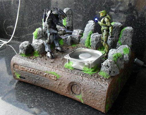 Xbox 360 la consola mas modificada.