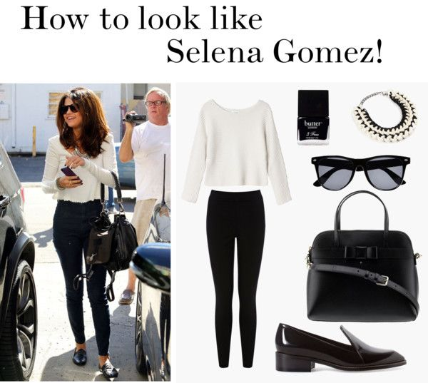 to look like 3: Selena Gomez.
