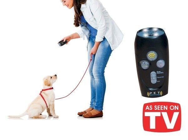 Pet Command - The NO-SHOCK Sonic Pet Trainer   Coupaw