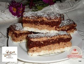 Erdélyi Raffaelló csokis krémmel