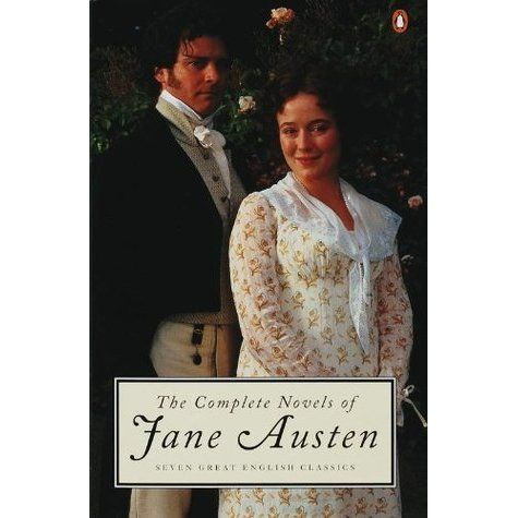 This Volume Contains The Six Major Novels Emma Mansfield Park