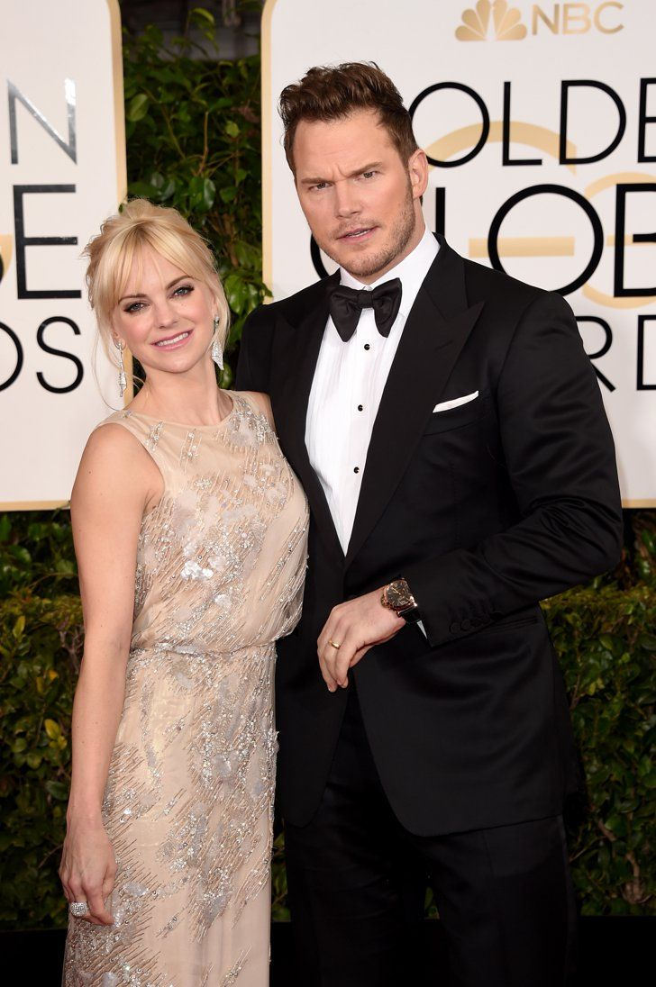 Pin for Later: Chris Pratt and Anna Faris Really Couldn't Be Cuter