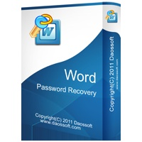 25% Off - Daossoft Word Password Recovery. Word Password Recovery can instantly recover word password in seconds. Click to get Coupon Code.