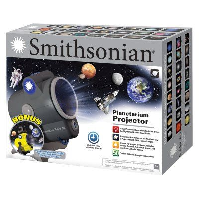 NSI Smithsonian Planetarium Projector with Bonus Sea Pack - 51951